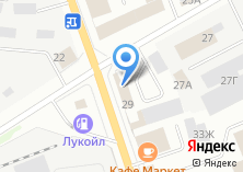Компания «СпецТех-Авто» на карте
