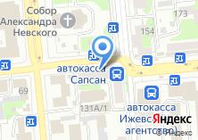 Компания «Евротур» на карте