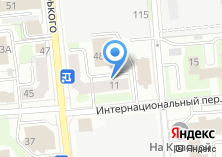 Компания «Рутайм» на карте