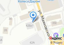 Компания «Арива» на карте
