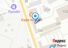 Компания «Светлые Окна» на карте