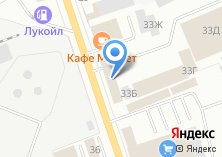 Компания «Чулочек» на карте