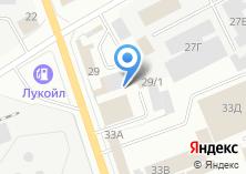 """Компания «""""Consolit Bars""""» на карте"""