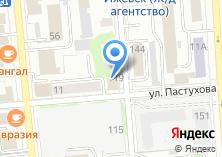 Компания «Реацентр-Ижевск» на карте