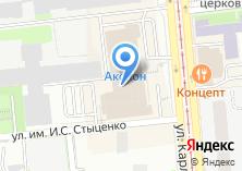 Компания «BIZZARRO» на карте