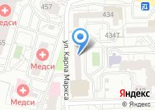 Компания «Ижтрейдинг» на карте