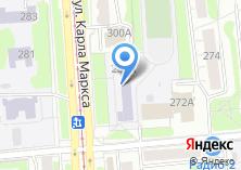 Компания «Свежий ветер» на карте