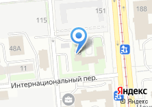 Компания «Управление планирования» на карте