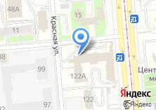 Компания «Ижгруз» на карте