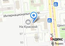 Компания «На Красной» на карте