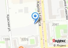 Компания «Ра-Курс» на карте