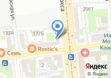 Компания «Имидж-студия» на карте