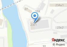 Компания «СтройТакси» на карте