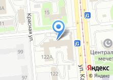Компания «Теплая керамика Ижевск» на карте