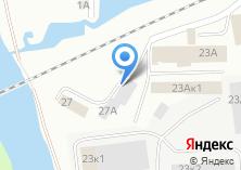 Компания «Урал-дизель» на карте