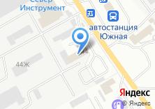 Компания «Удмуртский хладокомбинат» на карте