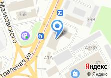 Компания «ТДК торговая компания» на карте