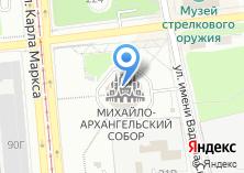 Компания «Свято-Михайловский собор» на карте