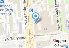 Компания «Министерство культуры» на карте