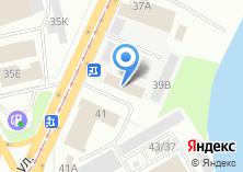 Компания «Ижевский автоцентр» на карте