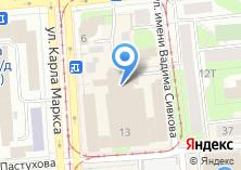 Компания «Удмуртия» на карте