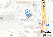 Компания «Колорит-Принт» на карте