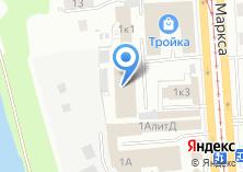 Компания «Домосед» на карте
