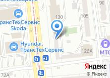 Компания «Ижевский инструментальщик» на карте