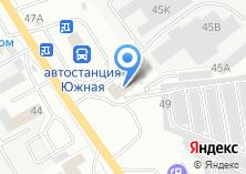 Компания «ЭлектроАвто» на карте