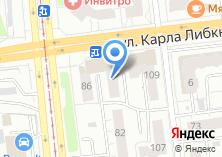 Компания «Moriarty» на карте