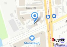 Компания «Арктур-Сервис» на карте
