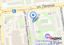 Компания «Пряжа» на карте