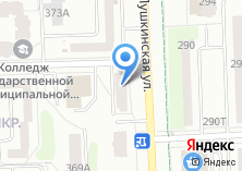 Компания «Саваоф» на карте