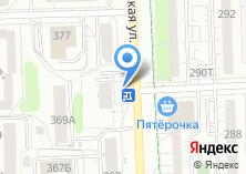 Компания «Карусель цветов» на карте