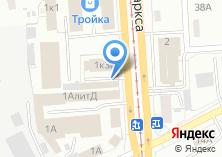 Компания «Иж-Восток-Сервис» на карте