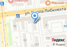 Компания «Стотланд» на карте