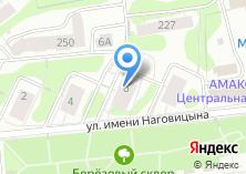 Компания «МебеЛюкс» на карте