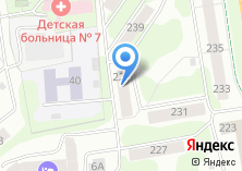 Компания «РегионКамаСтрой» на карте