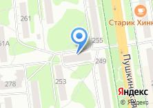 Компания «РусьШвейТорг» на карте