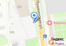 Компания «Тегола» на карте