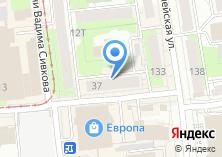Компания «Беларусский трикотаж» на карте