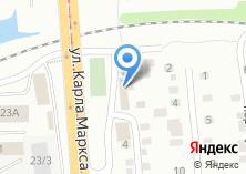 Компания «УРО ВДПО» на карте