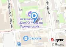 Компания «Строй-Град» на карте