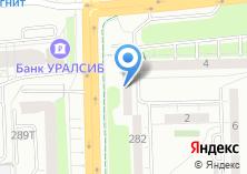 Компания «IVEX» на карте