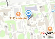 Компания «ВБРР» на карте