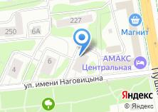 Компания «АдресЪ» на карте