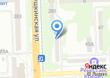Компания «Серебряный ларец» на карте