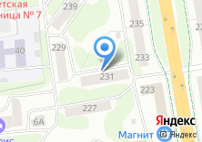 Компания «ТеплоБлок» на карте