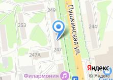 Компания «OptMarkt» на карте