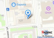 Компания «Эвострим Технологии» на карте